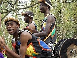 Africké rytmy zní Dvorem Králové ještě dnes a zítra