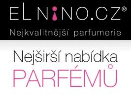 Elnino.cz - originální značkové parfémy