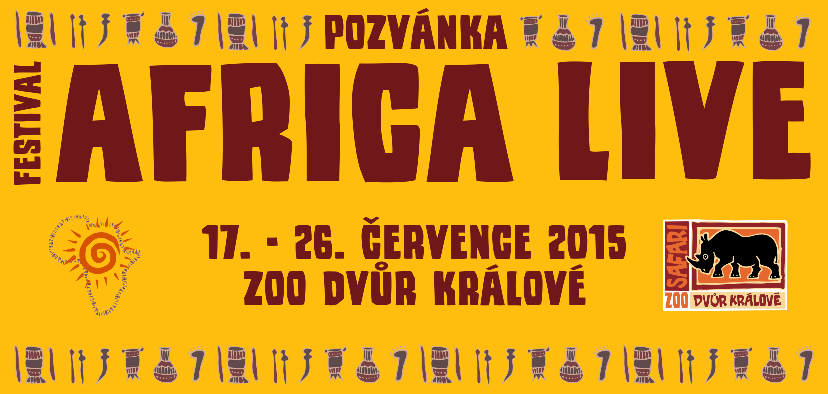 FESTIVAL AFRICA LIVE 2015