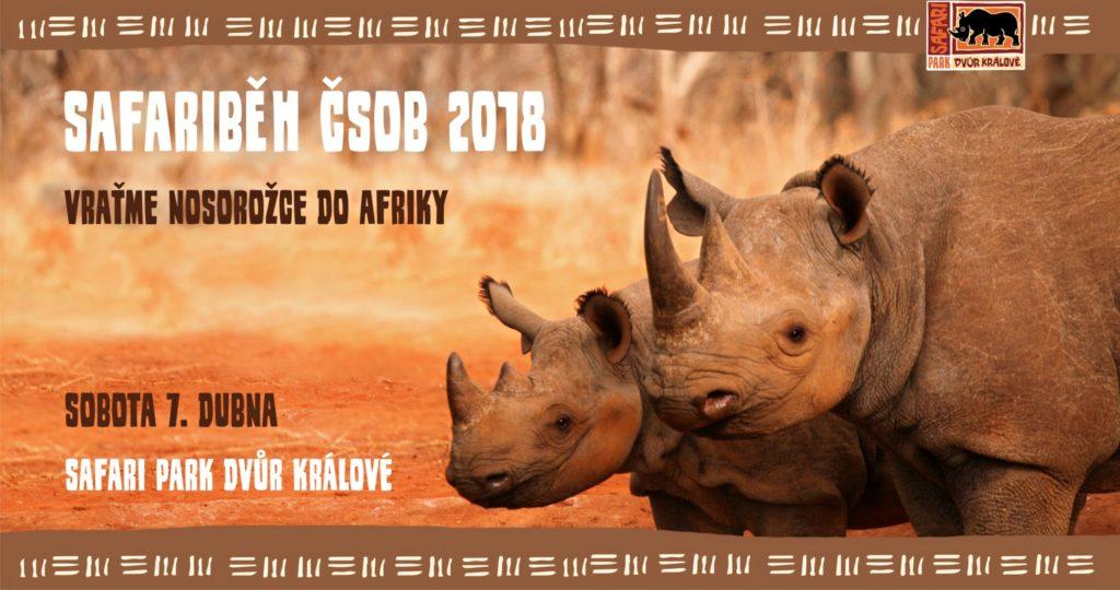 Safari Běh 2018