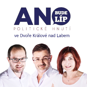 Kandidáti za ANO Dvůr Králové nad Labem