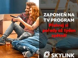 National Geographic videoknihovna v internetové televizi Skylink Live TV