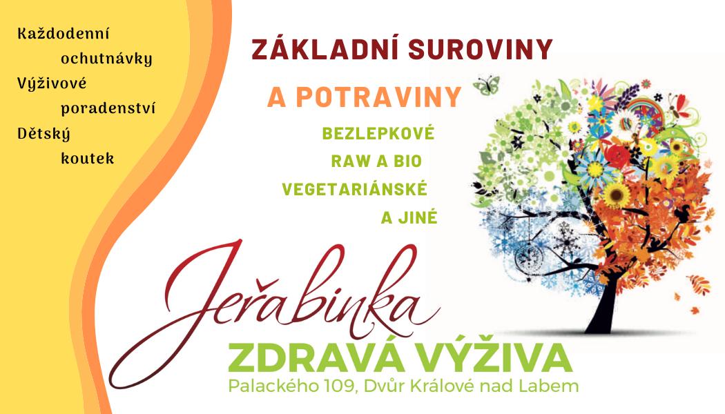 Zdravá výživa Jeřabinka, Dvůr Králové nad Labem