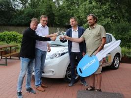 ZOO Dvůr Králové představila nový projekt E-safari