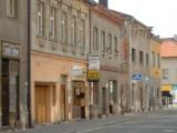 Havlíčkova ulice ve Dvoře Králové nad Labem