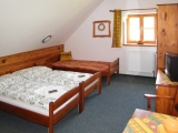 Pokoj s dvoulůžkem