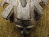 Jedna ze soch v galerii Zdeňka Buriana