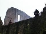Dobývání hradu Pecka