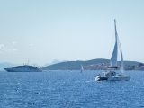 Výletní plavba na Korčulu