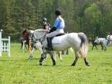 Hobby závody Jezdeckého klubu Hustířany 2011