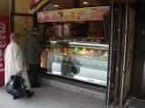 Cukrárna, obchod se zmrzlinou
