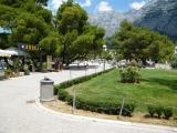 Makarska - park