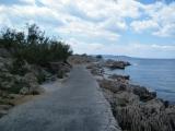 Makarska - pobřeží
