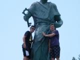 Makarska - socha