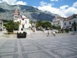 Makarska - náměstí