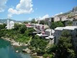 Historické centrum Mostaru