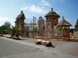 Lanový hrad u Rotundy