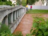 Hrozící povodeň ve Dvoře Králové nad Labem