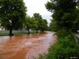 Hrozící povodeň 2013 ve Dvoře Králové nad Labem