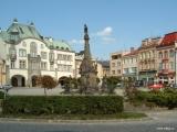 Náměstí T.G.M. ve Dvoře Králové nad Labem