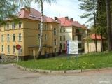 Hlavní budova Městské nemocnice, a.s., Dvůr Králové nad Labem