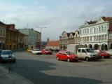 V Jaroměři na náměstí