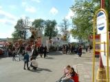 Majáles na náměstí Odboje ve Dvoře Králové nad Labem