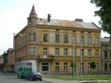 Dům č. p. 344 v Riegrově ulici před rekonstrukcí, Dvůr Králové nad Labem