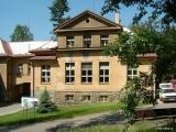Budova stravovacího úseku Městské nemocnice, a.s.