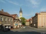 Husova ulice ve Dvoře Králové nad Labem