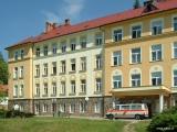 Hlavní budova Městské nemocnice, a.s.