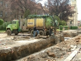 Rekonstrukce Legionářské ulice ve Dvoře Králové nad Labem