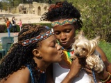 Hudebně-taneční skupina IYASA ze Zimbabwe