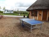 Stůl na stolní tenis v Safari Kempu