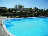 Bazén v Safari Kempu