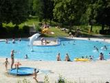 Dětský bazén - brouzdaliště na Tyršově koupališti ve Dvoře Králové nad Labem
