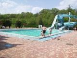 Letní tobogány (Kamikaze, Spiro) a italský bazén