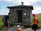 Kaplička - památník obětem hor