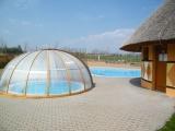 Výřivka a bazén v Safarikempu, ZOO Dvůr Králové nad Labem