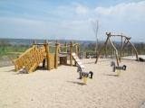 Dětské hřiště v Safarikempu, ZOO Dvůr Králové nad Labem