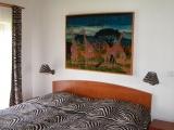Vybavení bungalovu v Safarikempu, ZOO Dvůr Králové nad Labem