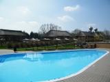 Bazén v Safarikempu, ZOO Dvůr Králové nad Labem